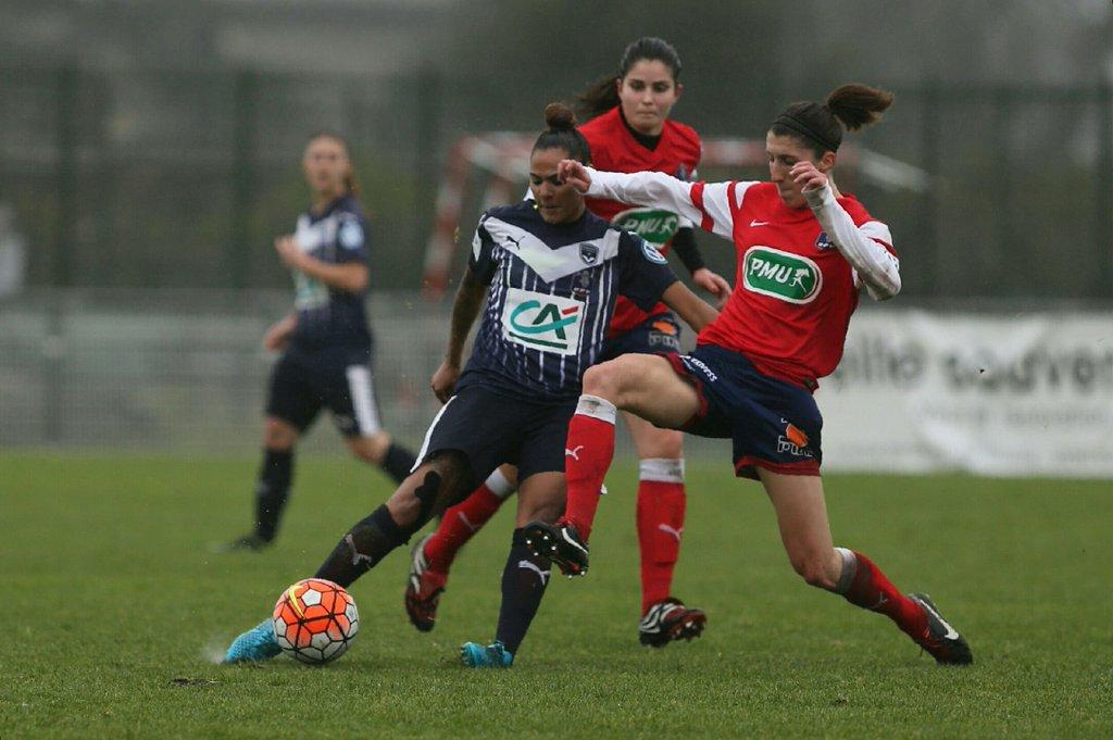 Quatrième confrontation consécutives en Coupe pour La Roche et Bordeaux
