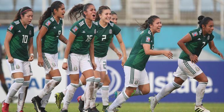 Le Mexique décroche son premier trophée U20