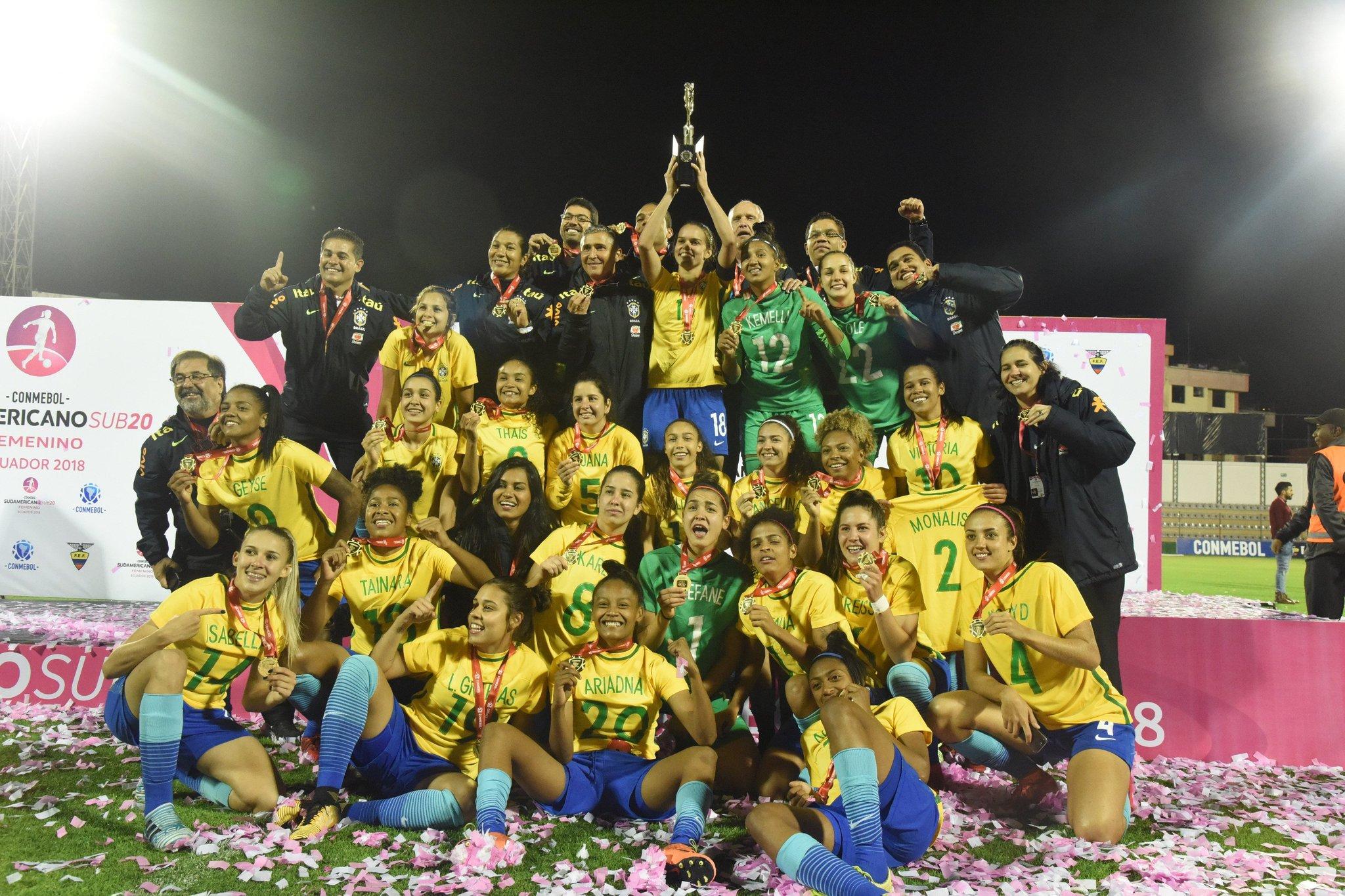 Huit titres en huit éditions pour le Brésil
