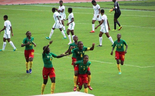 Le Cameroun élimine le Nigeria