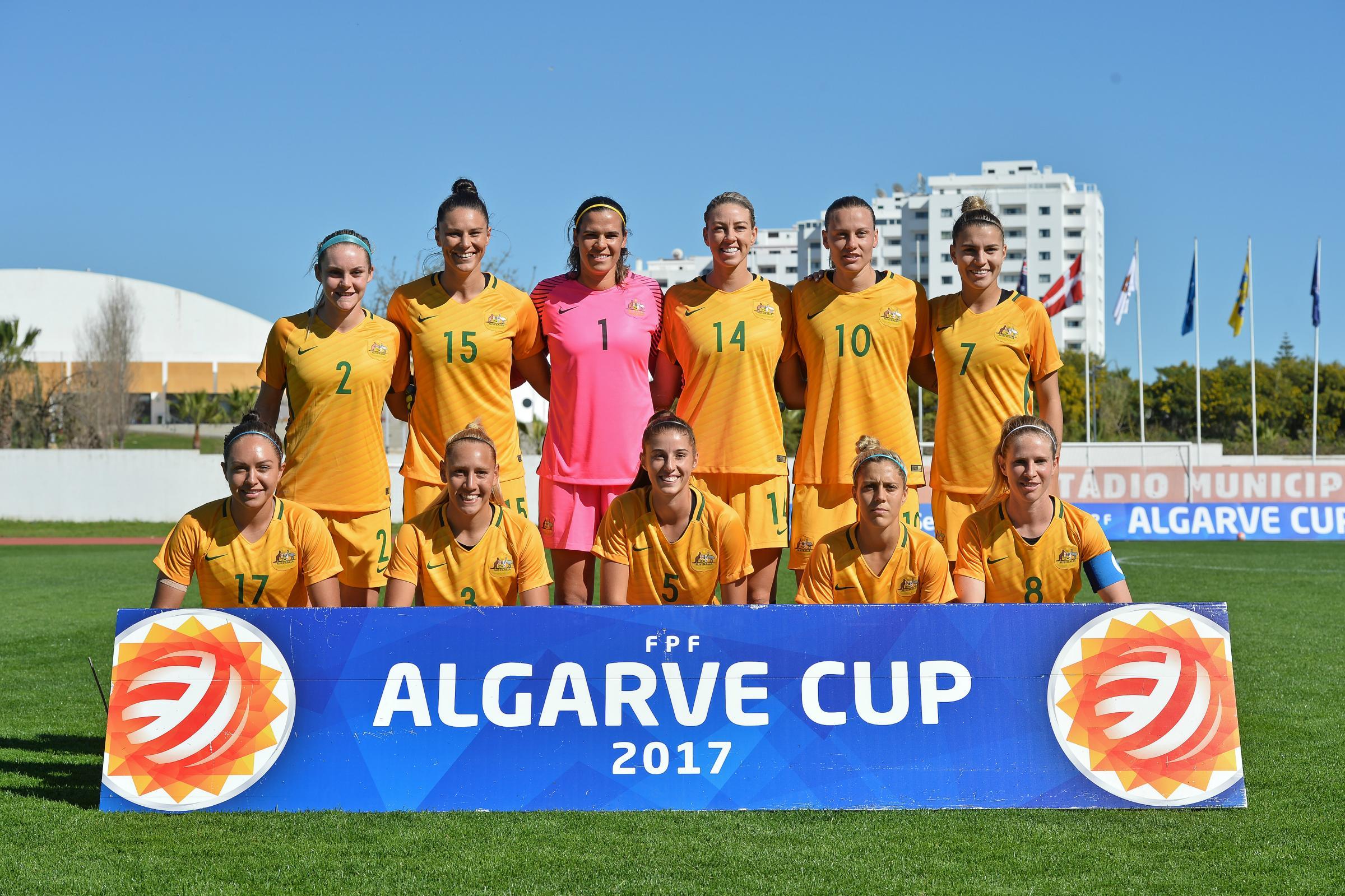 #AlgarveCup - Présentation : Sans l'Espagne, mais avec l'Australie favorite
