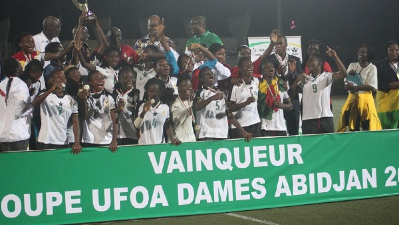 #WAFUCup - Le GHANA remporte la première édition