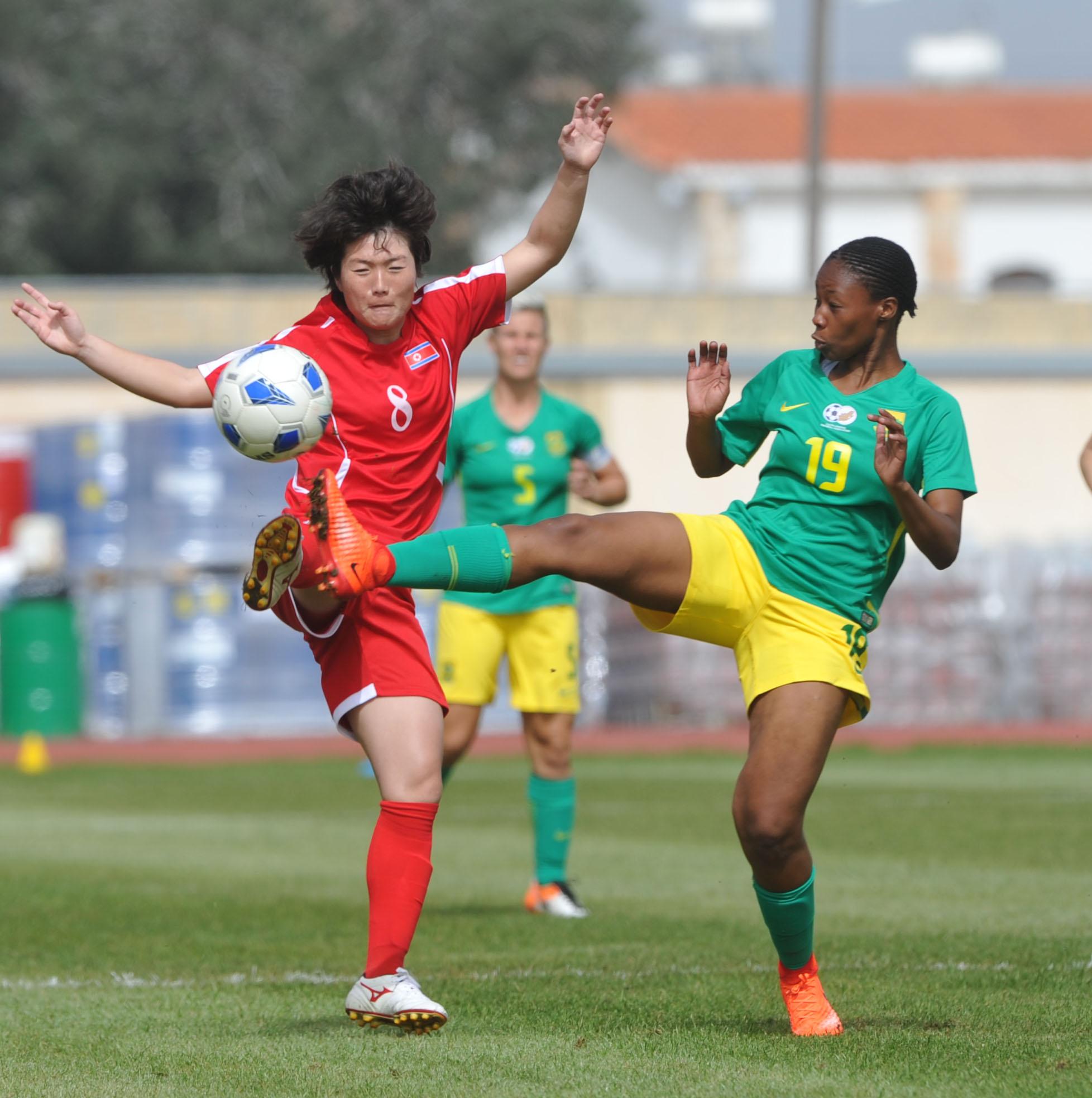 #CyprusWomensCup - J3 : le résumé complet : L'ITALIE face à l'ESPAGNE en finale