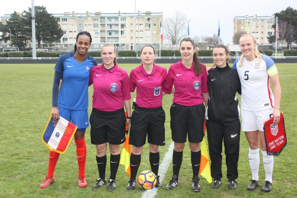 U20 - Toujours pas de succès face aux Américaines