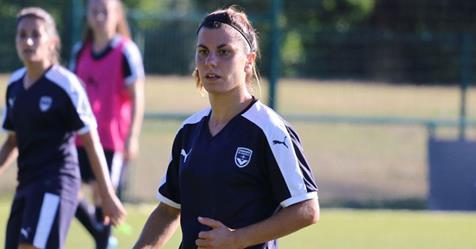Rose Lavaud (photo Girondins4ever)