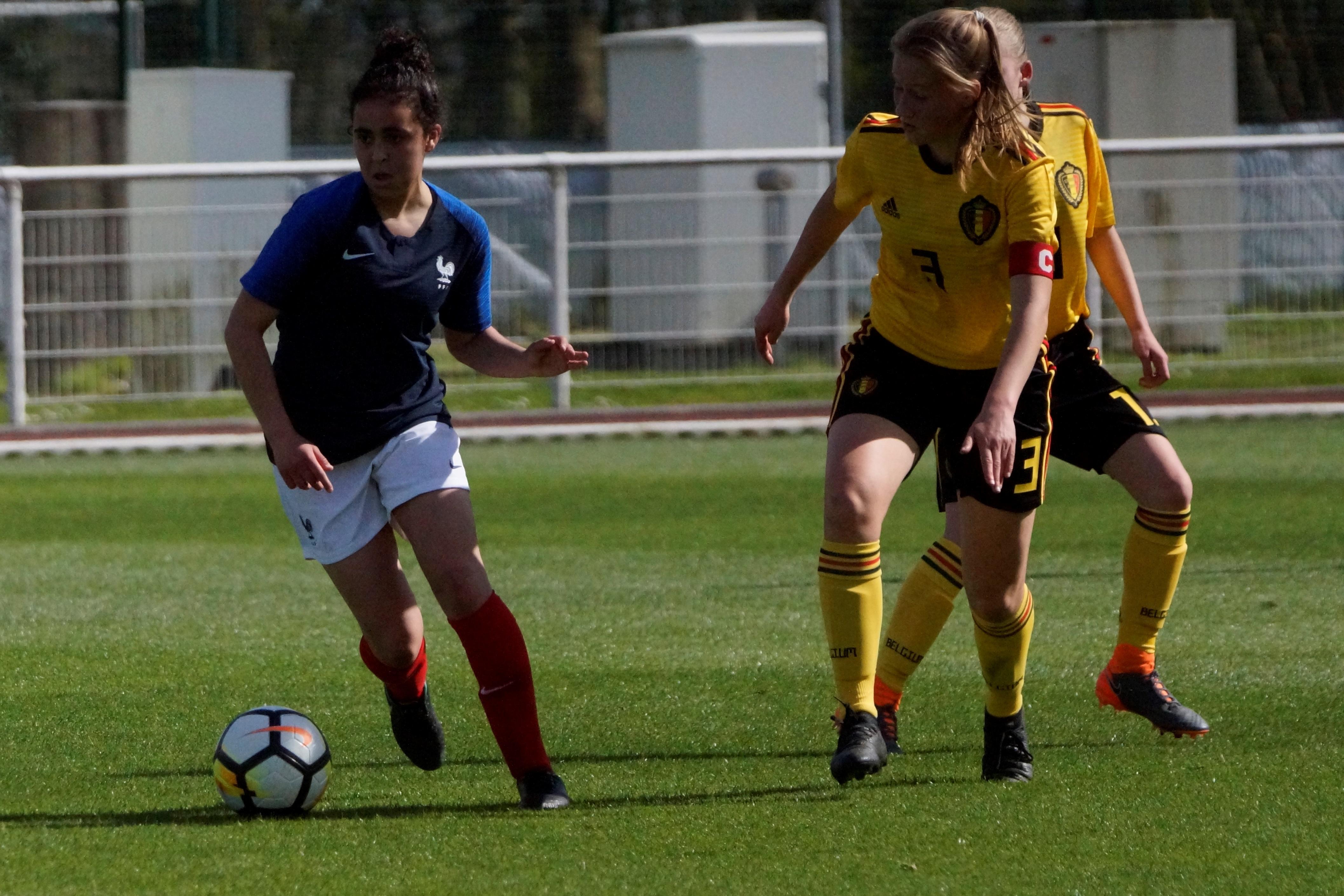 U16 - La FRANCE remporte la première manche