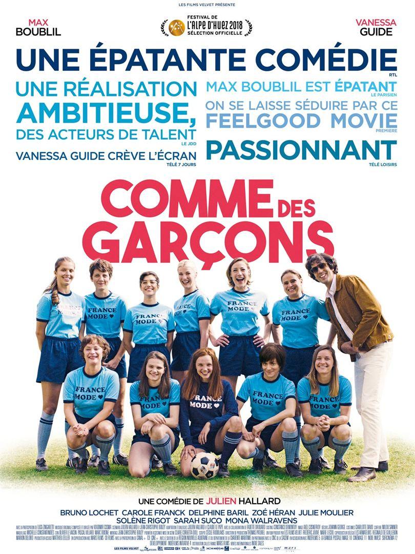 """Cinéma - Les pionnières Rémoises sources d'inspiration du film """"Comme des garçons"""""""