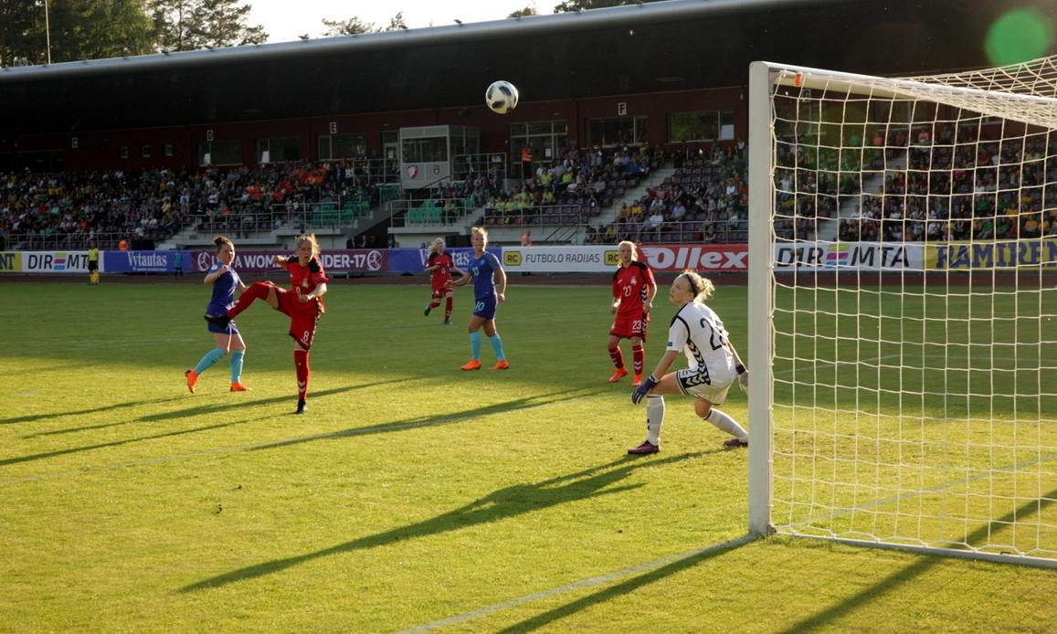 Euro U17 - Deuxième journée : la LITUANIE éliminée, les autres équipes au coude à coude