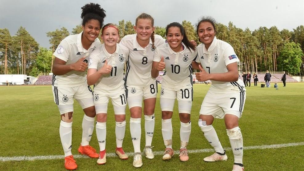 Les Allemandes ont cartonné (photo FIFA.com)