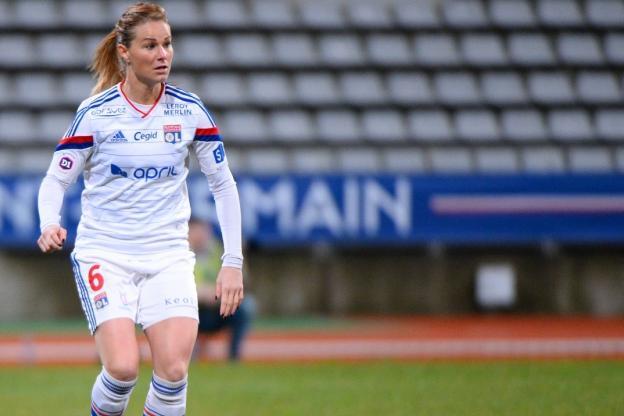 """Coupe de France - Amandine HENRY (OL) : """"Je m'attends à une belle finale"""""""