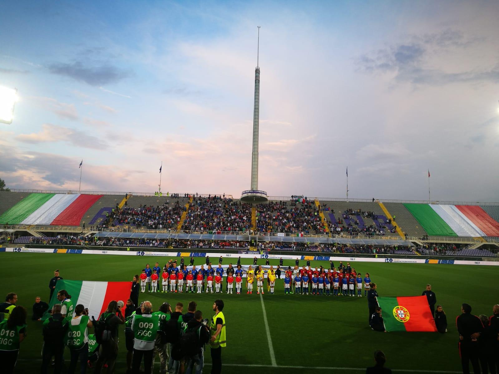 #FIFAWWC (Europe) - L'ESPAGNE et l'ITALIE premiers qualifiés européens pour la Coupe du Monde
