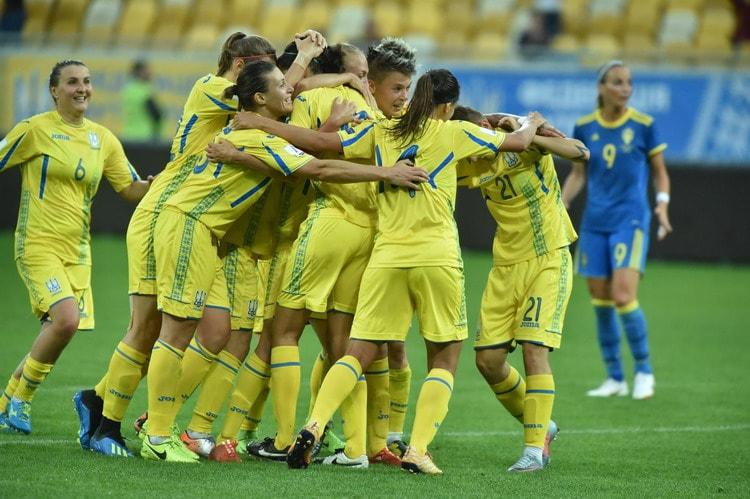 L'Ukraine s'est imposée 1-0 face à la Suède
