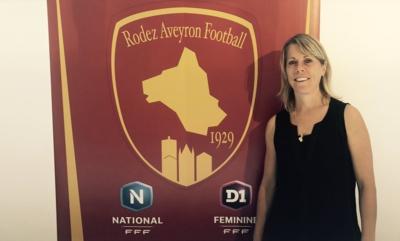 #D1F - Sabrina VIGUIER à la tête des Rafettes, Franck PLENECASSAGNE manager