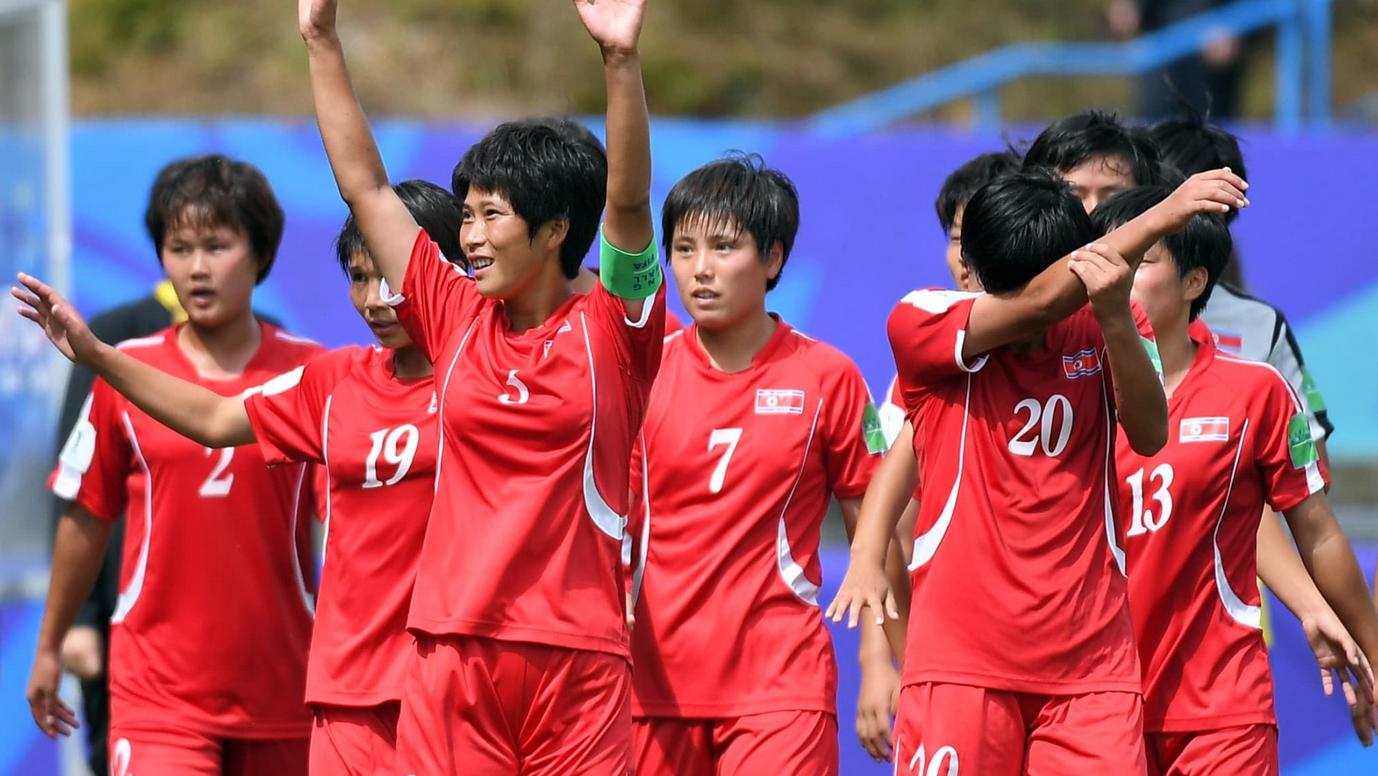 La Corée du Nord avait mal démarré la compétition (photo FIFA.com)