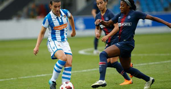 "#D1F - Le PSG en finale de la ""Gipuzkoa Elite Football Women Cup"""