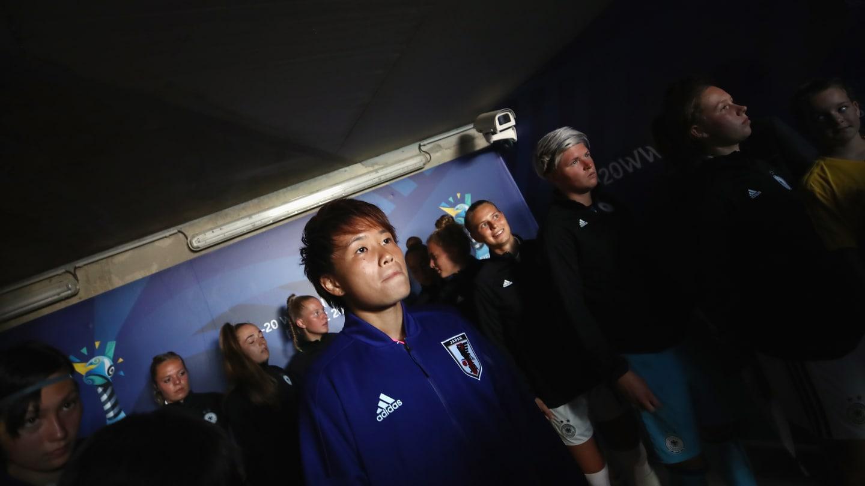 Les Japonaises à un match d'une première finale (photo FIFA.com)