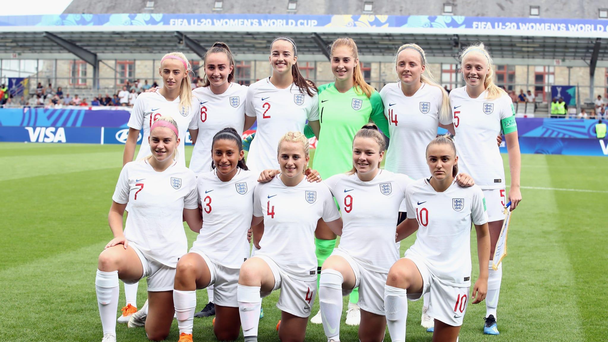 L'Angleterre (photo FIFA.com)