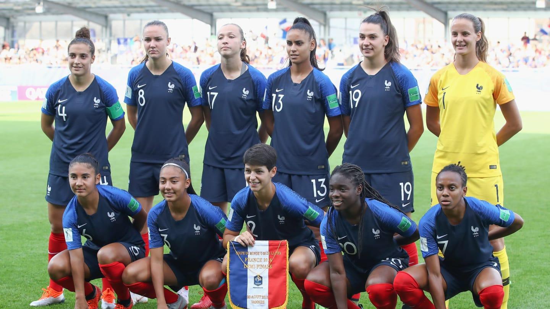 La France (photo FIFA.com)