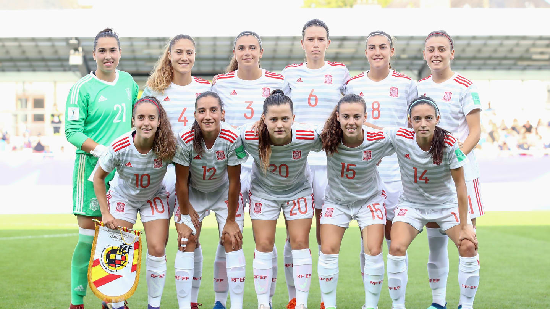 L'Espagne (photo FIFA.com)