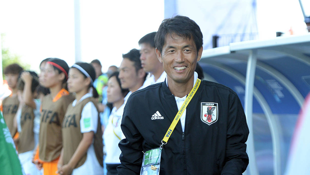 #U20WWC - Futoshi IKEDA (Japon) : « On peut toujours s'améliorer »