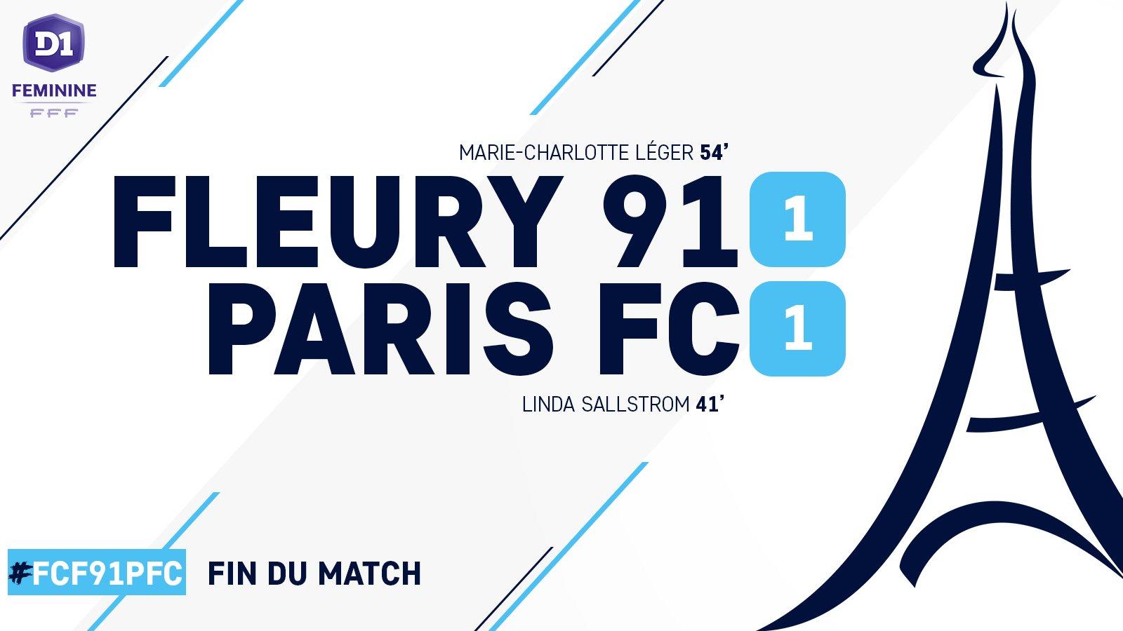 #D1F - J5 : Un derby disputé sans vainqueur