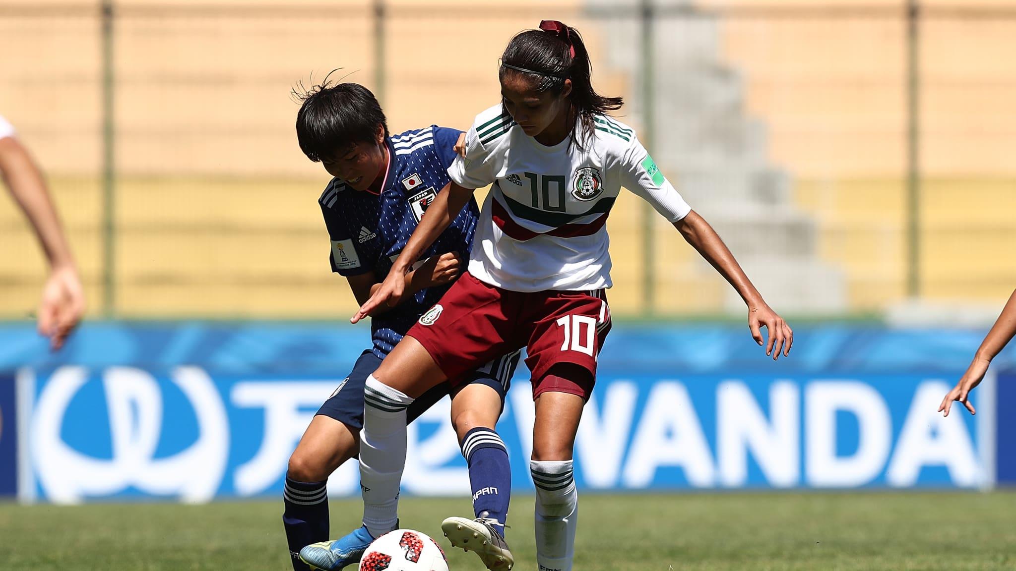 Un nul qui arrange les deux équipes japonaise et mexicaine (photo FIFA.com)