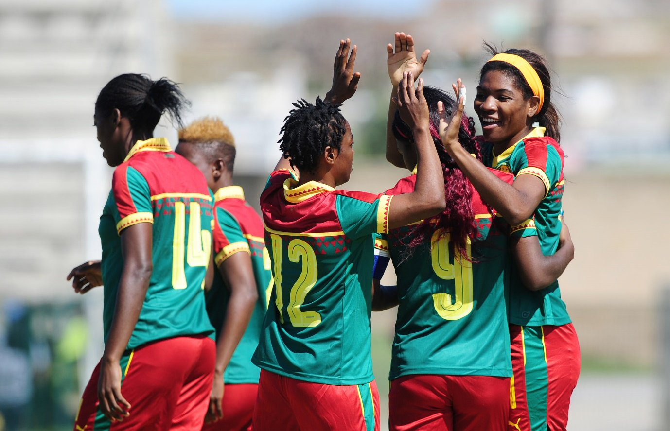 Les Camerounaises tiennent leur qualification