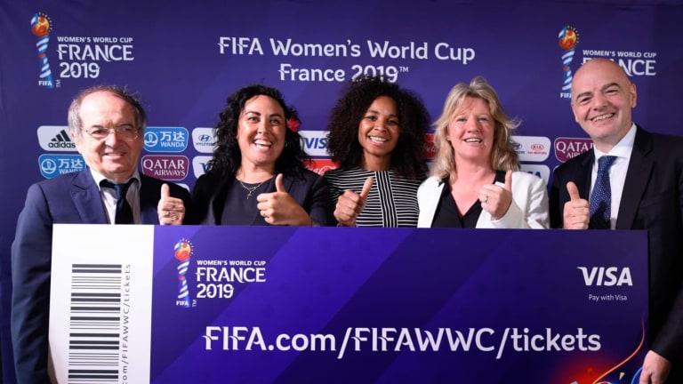 #FIFAWWC - Billetterie - Ce qu'il faut savoir !