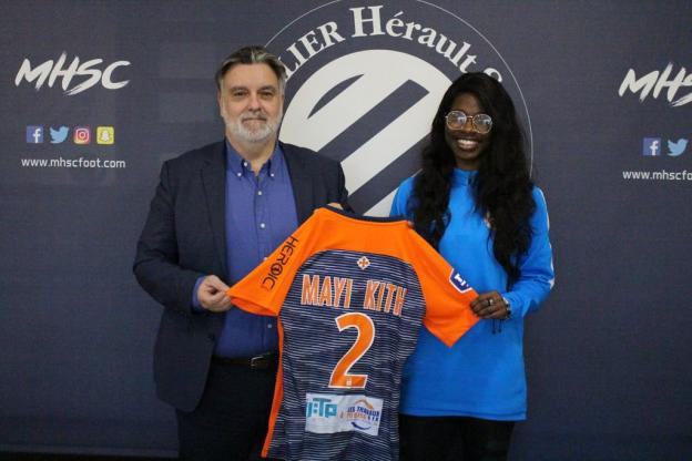 Easther Mayi Kith => Montpellier HSC
