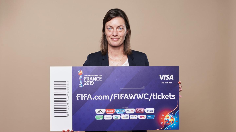 #FIFAWWC - La billetterie à l'unité grand public à partir du 7 mars