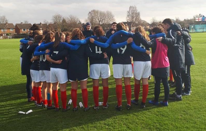 Les jeunes Françaises débutent bien leur carrière internationale (photo Sylvain Jamet)