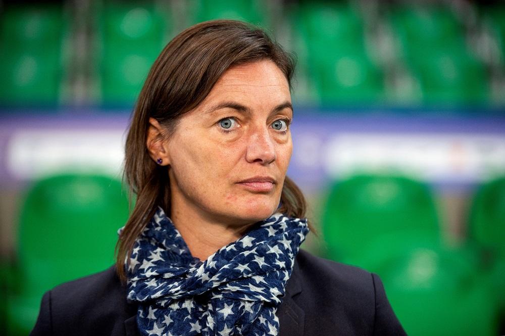 """Bleues - Corinne DIACRE : """"On a une équipe qui monte en puissance"""""""