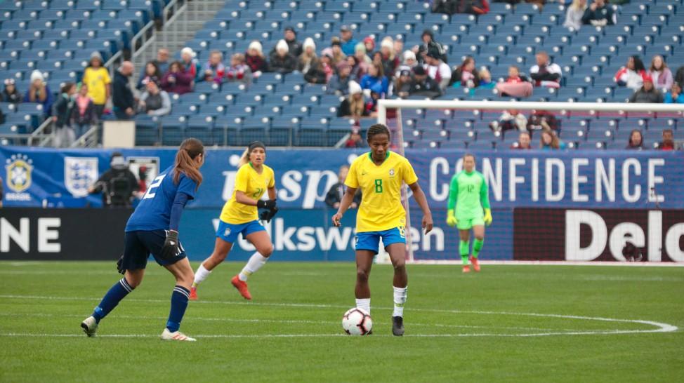 Formiga et le Brésil ont concédé leur deuxième défaite
