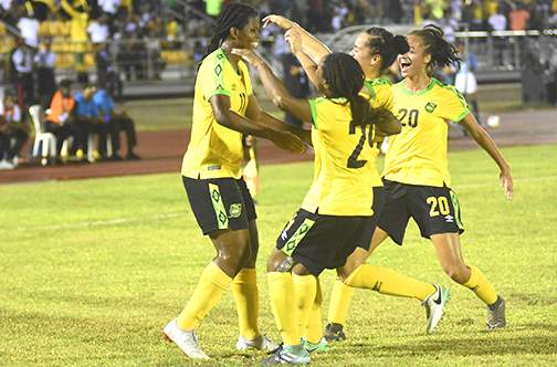 International - La JAMAÏQUE s'impose à deux reprises face au CHILI