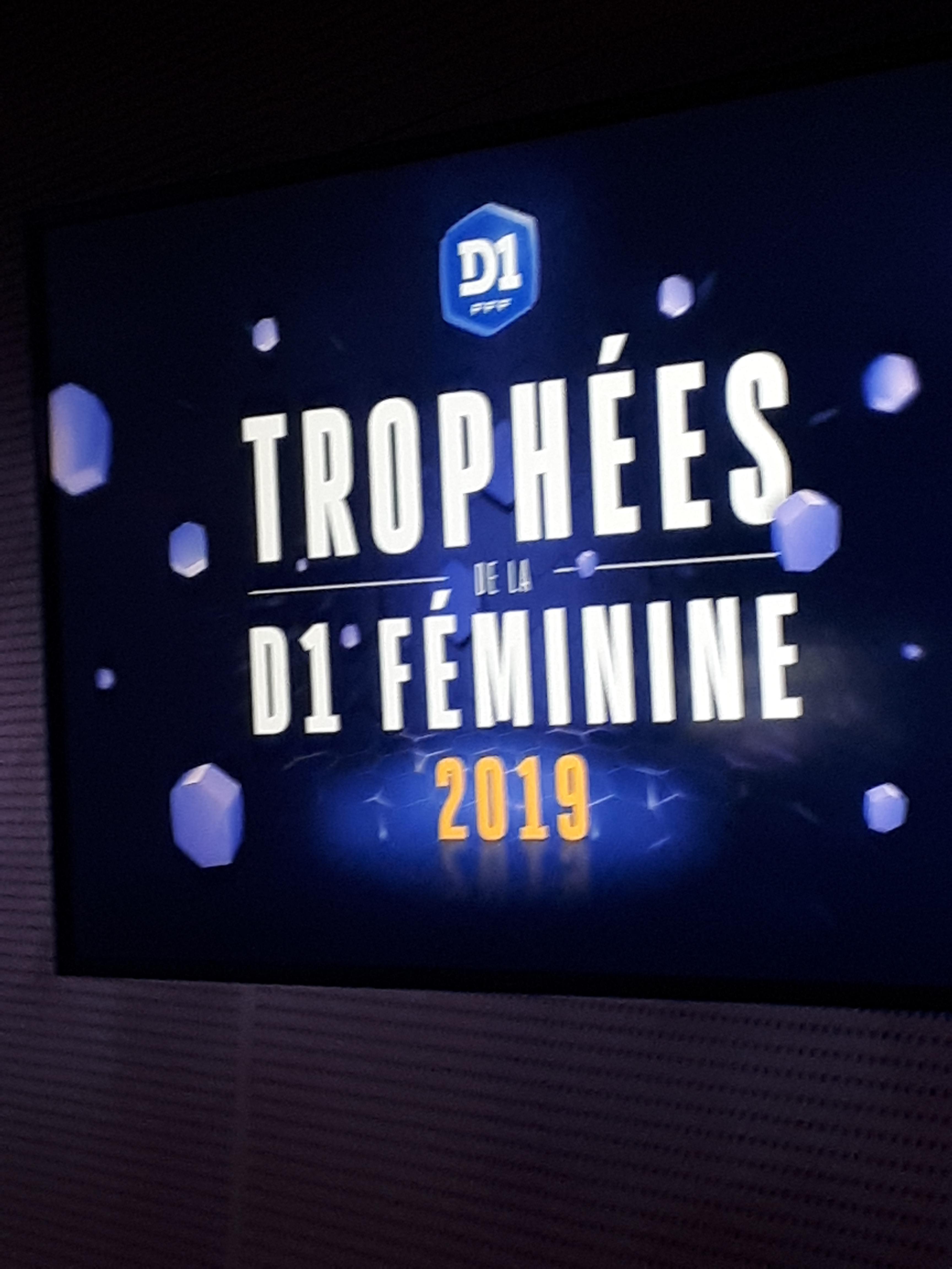 #D1F -Trophées de la D1 : Dzsenifer MAROZSAN élue meilleure joueuse, toutes les lauréates