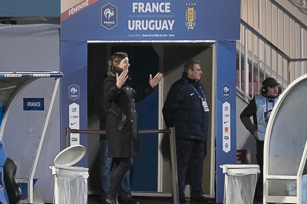 Bleues - La liste connue le jeudi 2 mai sur TF1