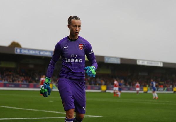 Première saison réussie pour PPM à Arsenal (photo Arsenal)