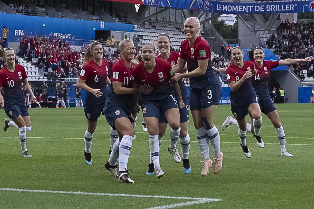 La Norvège a pris les choses par le bon bout (photo Eric Baledent/FOF)