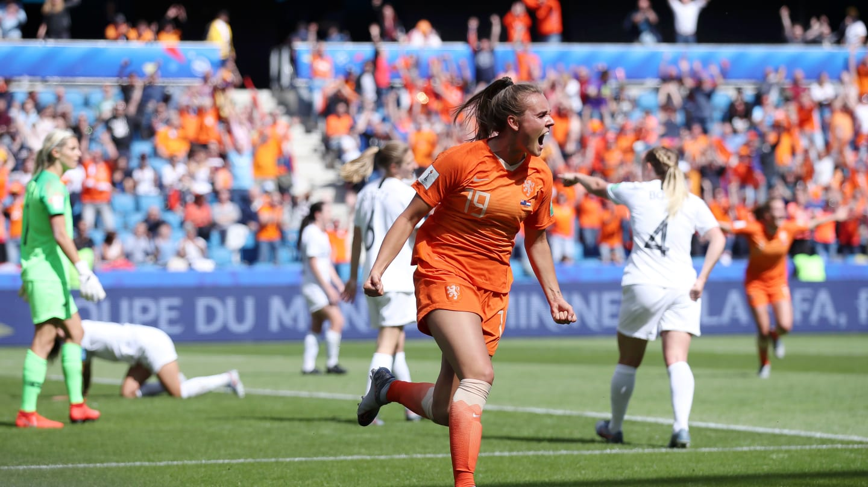 Jill Roord, entrée décisive (photo FIFA.com)