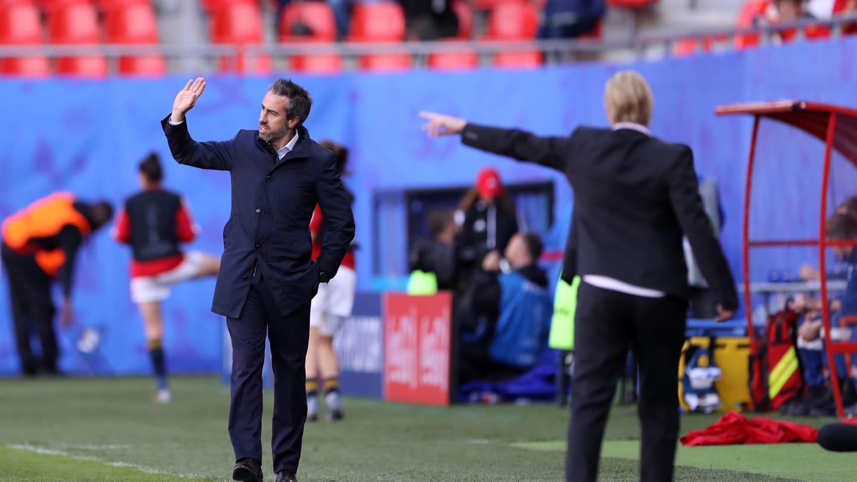 Les deux sélectionneurs (photo FIFA.com)