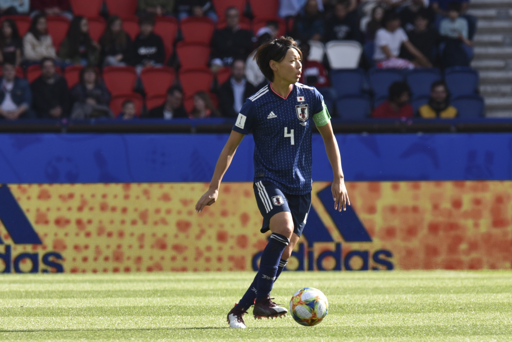 La capitaine du Japon (photo Frédérique Grando/FOF)