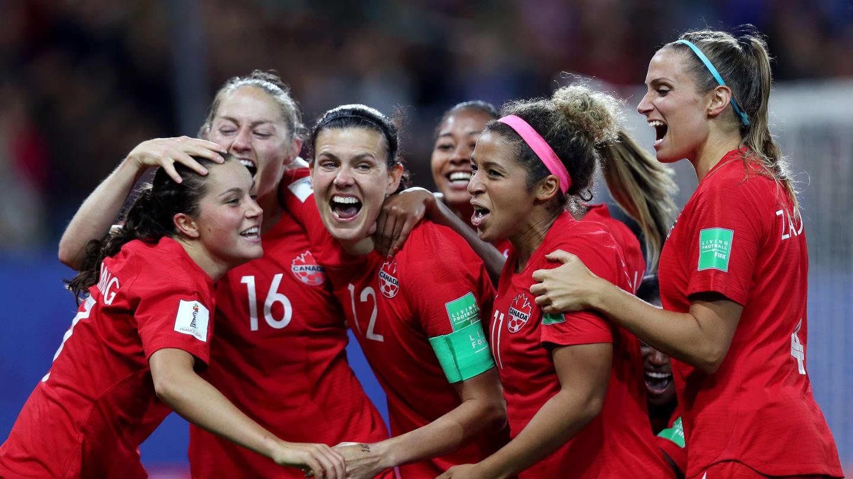 Le Canada sera en huitième (photo FIFA.com)