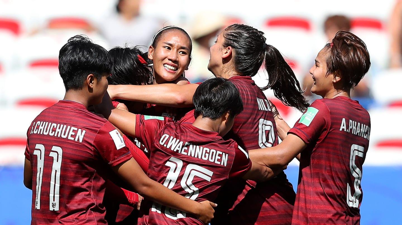 La joie thaîlandaise (photo FIFA.com)