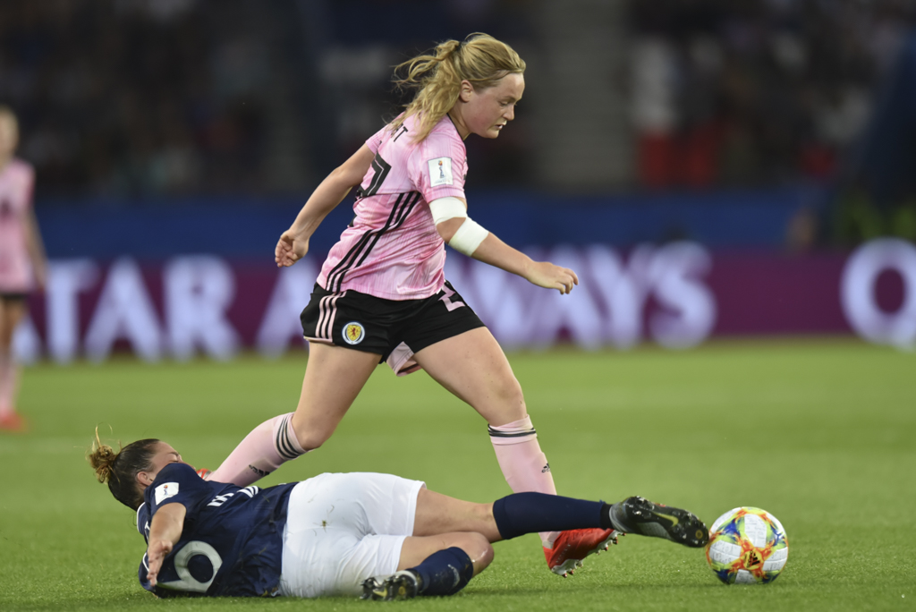 Erin Cuthbert (photo Frédérique Grando/FOF)