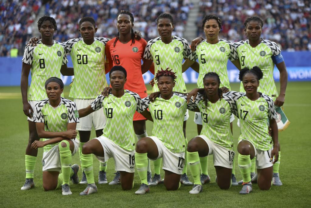 Le Nigeria dernier qualifié pour les huitièmes (photo Eric Baledent/FOF)