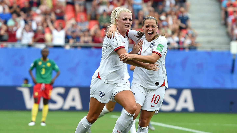 Greenwood et Kirby (photo FIFA.com)