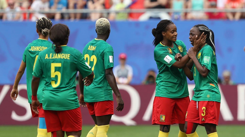 Coupe du Monde - L'ANGLETERRE élimine le CAMEROUN