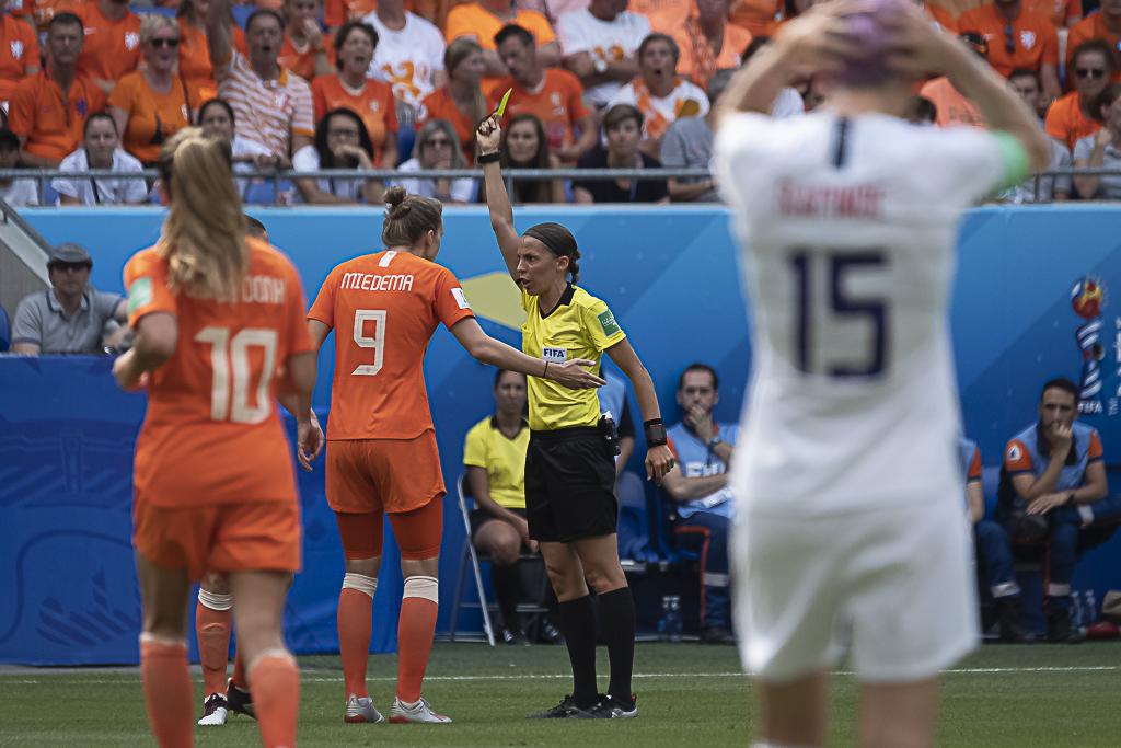 Coupe du Monde - Stéphanie FRAPPART une décision qui fait basculer la finale