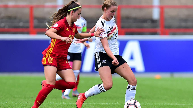 Pas de but entre l'Espagne et l'Allemagne (photo DFB)