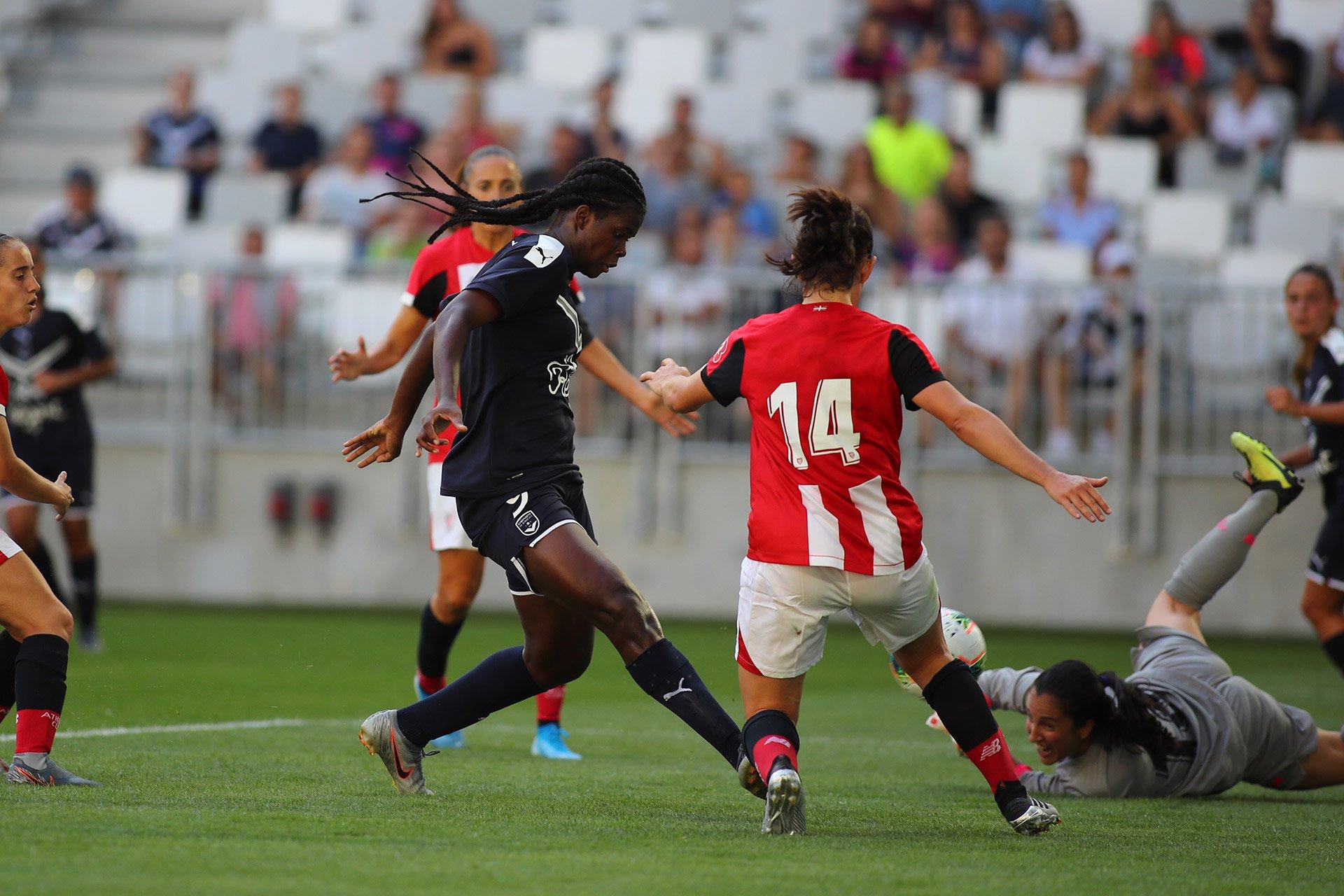 Shaw a marqué à six reprises lors de la préparation (photo FCGB)